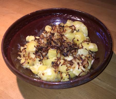 Allgäuer Kaskartoffeln